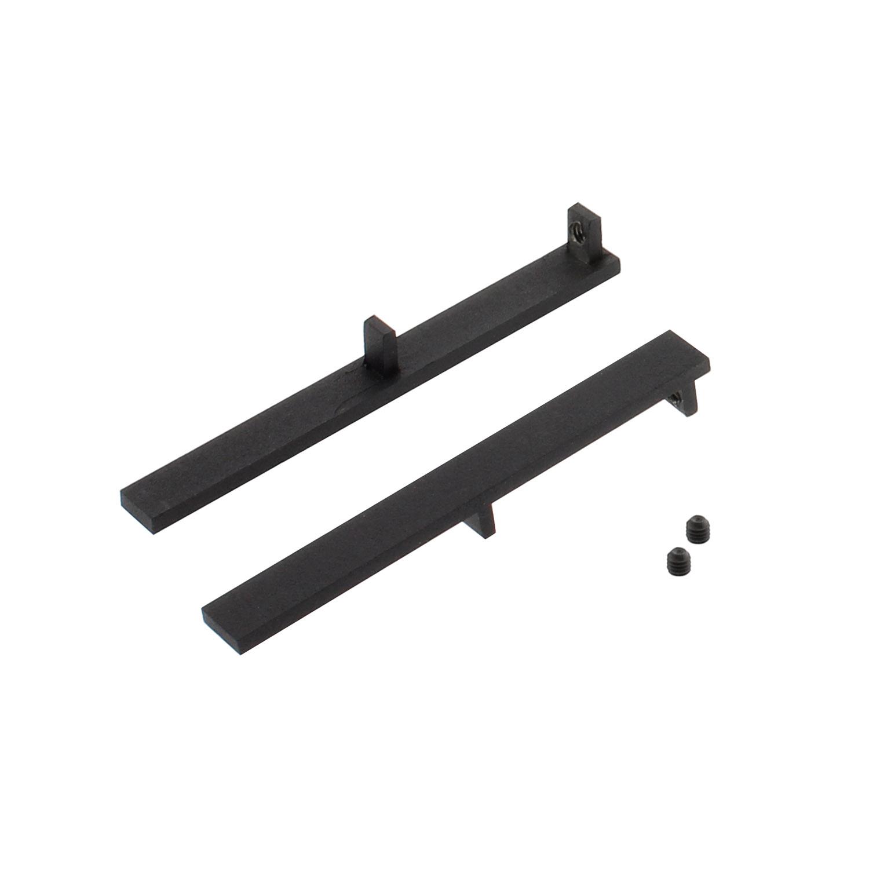 Tapas perfil PHANTER negro S3