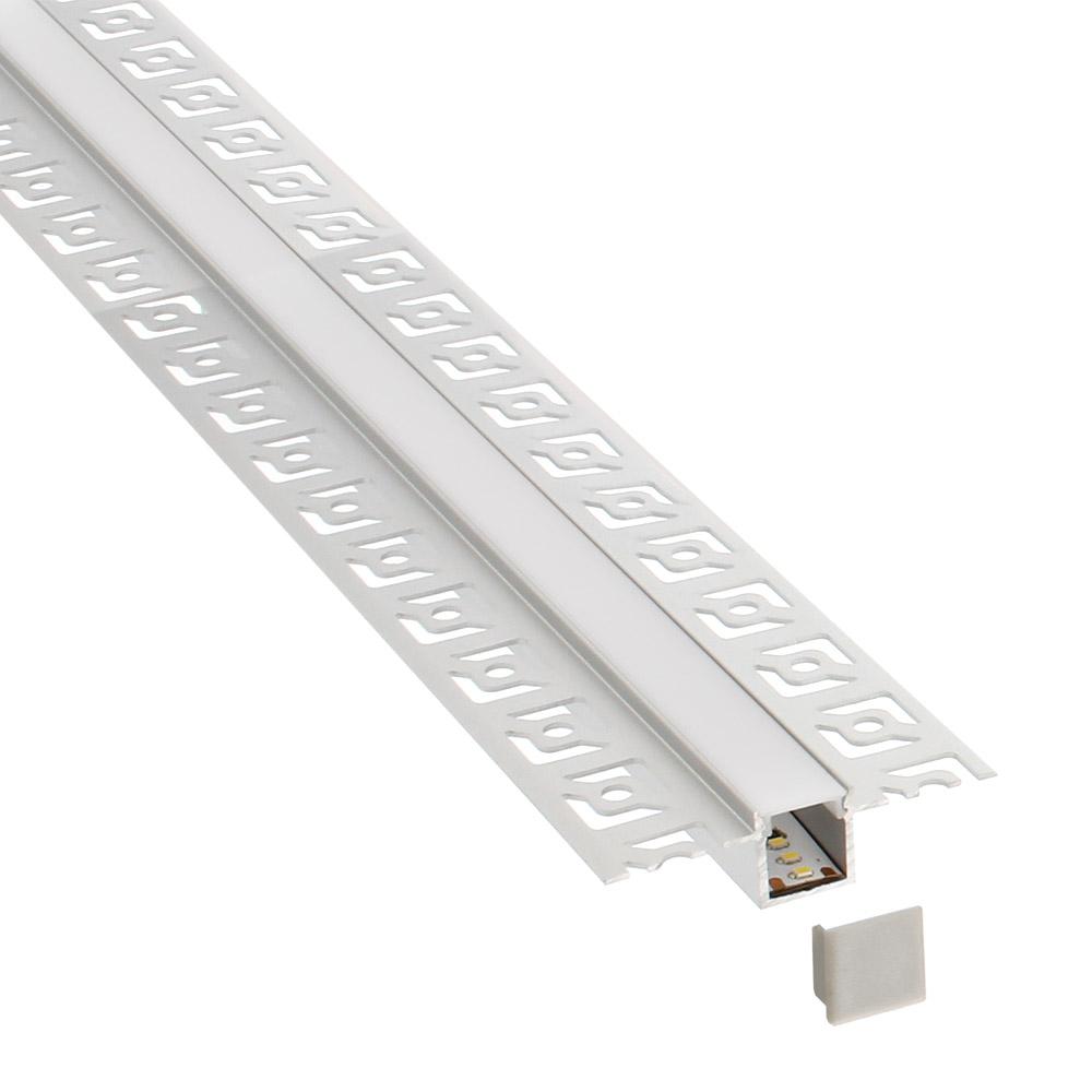 KIT Perfil arquitectónico aluminio KAFFER 3 metros
