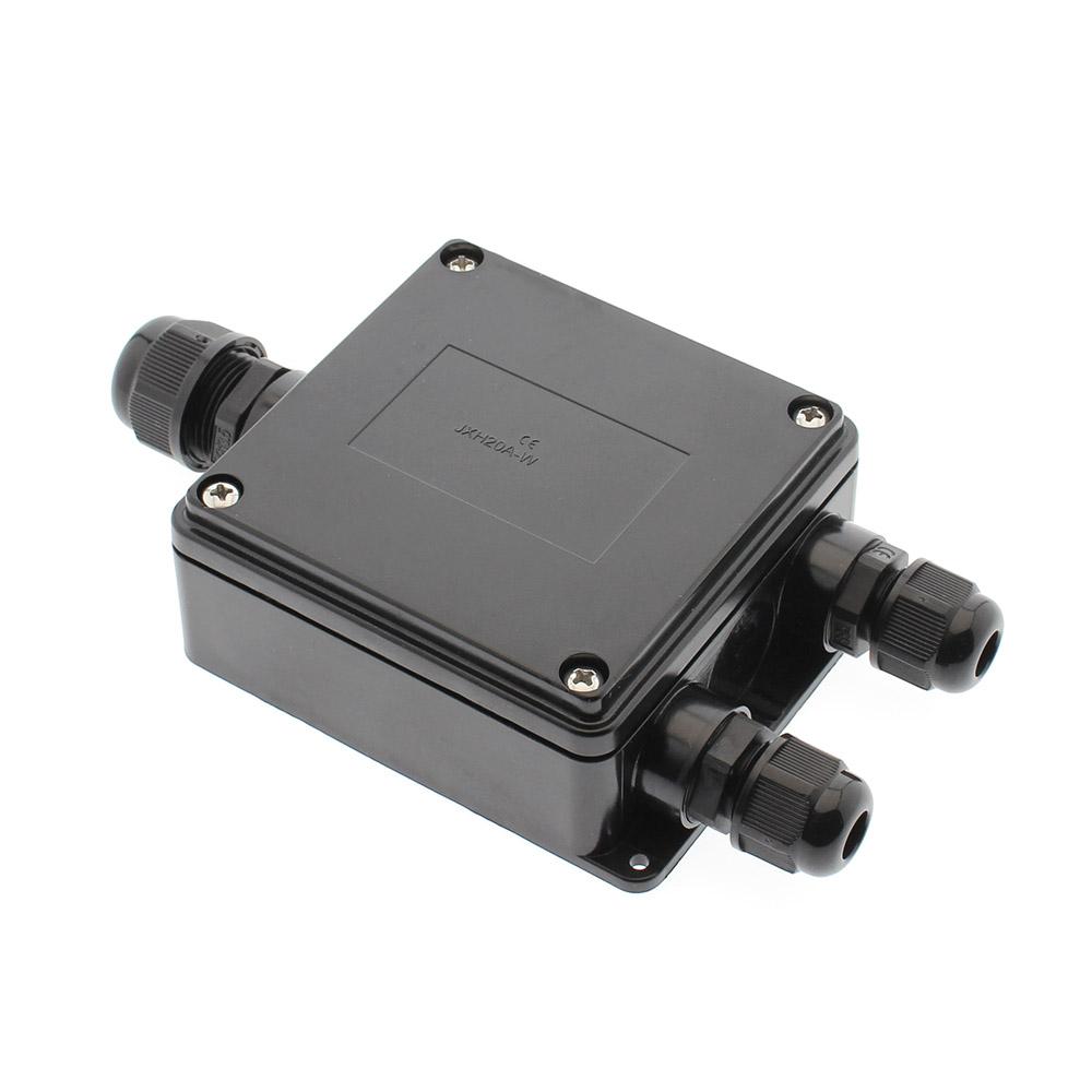 Caja estanca IP68 para conexiones 1+2