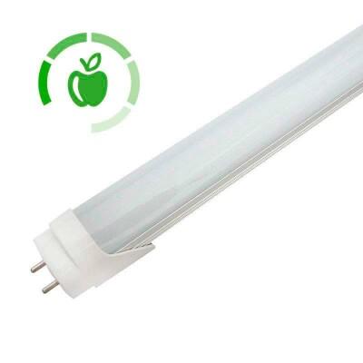 Tubo LED T8, 9W, 60cm, Frutas y Verduras, Blanco neutro