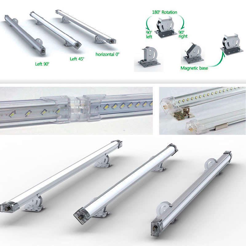 Tubo LED IP65, 9W, 60cm, Pan y repostería