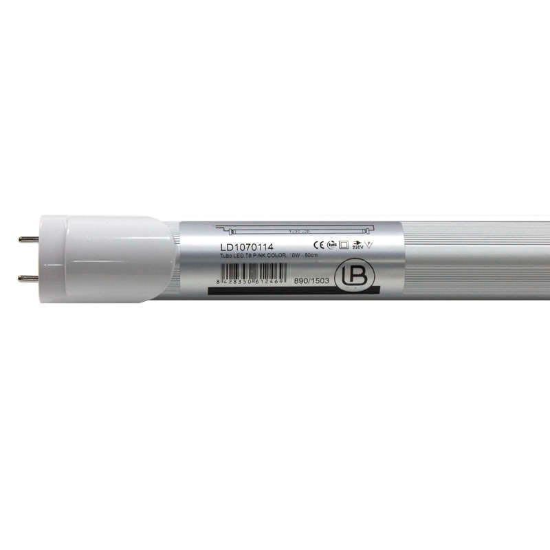 Tube LED T8,  60cm,  9W