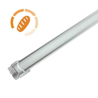 Barra LED Profresh, 9W, 56cm, Pan y repostería, Blanco cálido 2700K