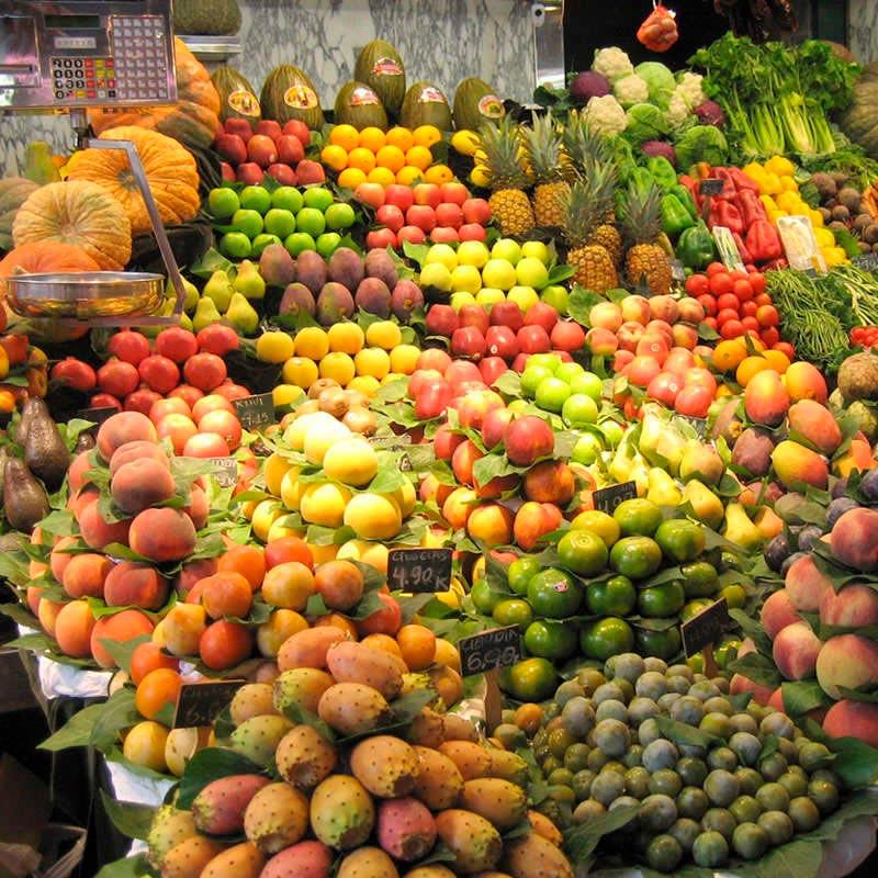 Barra LED Profresh, 18W, 116cm, Frutas y Verduras