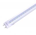 Tubo LED T8 SMD2835 Epistar - Aluminio - 10W - 60cm Clear