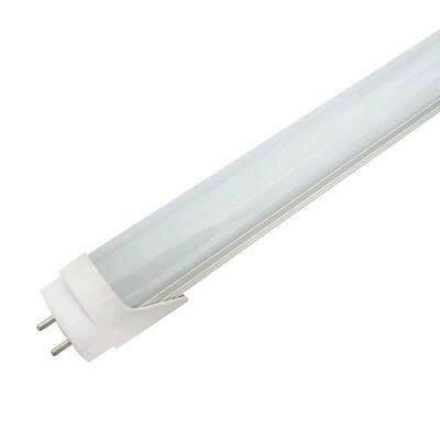 Tubo LED T8 SMD2835 Epistar - Aluminio - 18W - 120cm, Conexión dos Laterales, Blanco frío