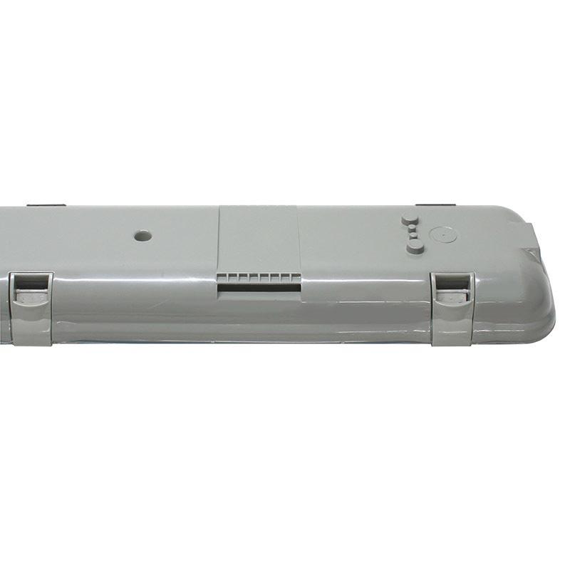 Écran étanche à 2 tubes LED T8 de 60cm