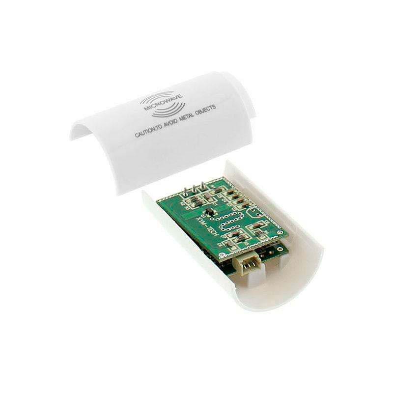Sensor Radar de presença, 9-25W, 20-100%