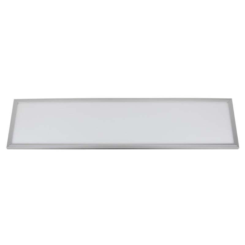 Panel 72W, Samsung ChipLed + TUV driver, 30x120cm, marco silver