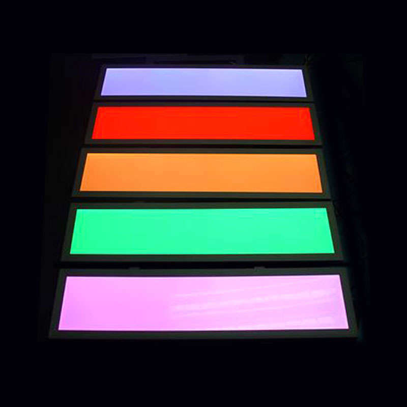 Panel LED 25W, RGB, RF, 30x60cm