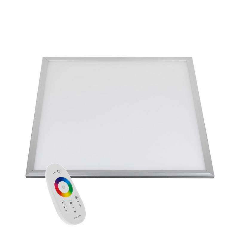 Panel LED 40W, RGB, RF, 60x60cm