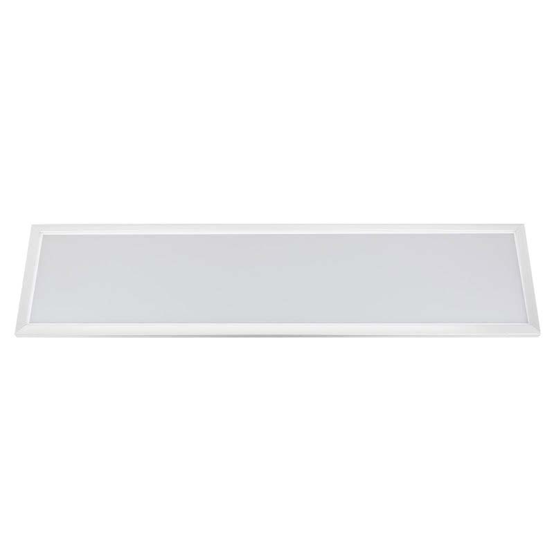 Panel LED 40W, chip Philips, driver LIFUD, 30x120cm, Blanco cálido