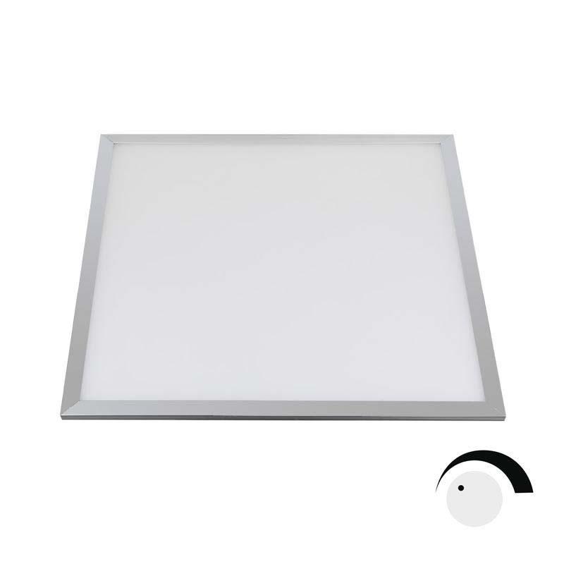 Panel LED 40W, Samsung SMD5630, 60x60cm, 0-10V regulable, Blanco cálido, Regulable