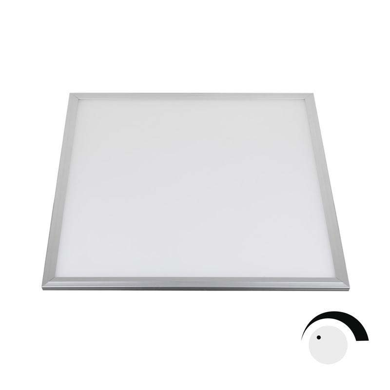 Panel LED 55W Samsung, 60x60cm, TRIAC regulable, Blanco, Blanco cálido, Regulable