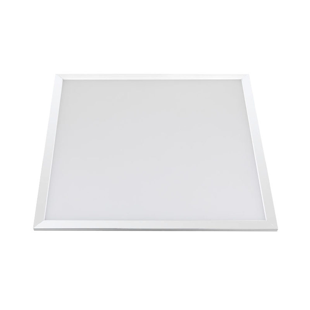 Painel LED Backlight 40W TUV Driver, 60x60 cm, moldura branca