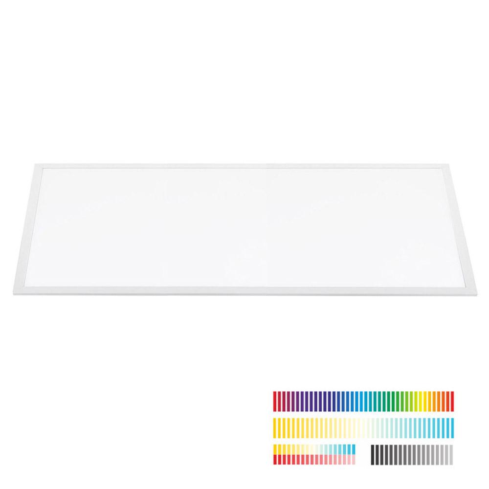 Painel LED Backlit 40W, RGB + CCT, 30x120cm