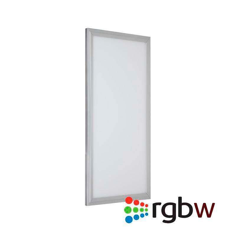 Panel LED 25W, RGB+CW, RF, 30x60cm