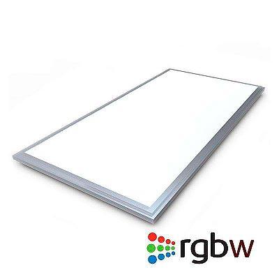 Panel LED 65W, RGB+CW, RF, 60x120cm, RGB + Blanco frío, Regulable