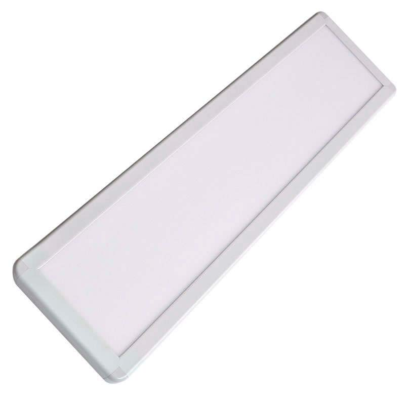 Panel LED de superficie 50W,  30x120cm