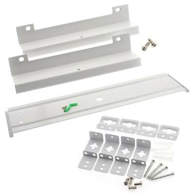 Kit de montaje para Panel LED 3 en 1 superficie o empotrado