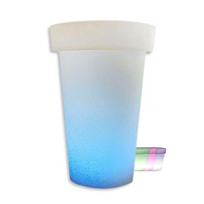 Macetero luminoso RGB Giant Recargable, RGB