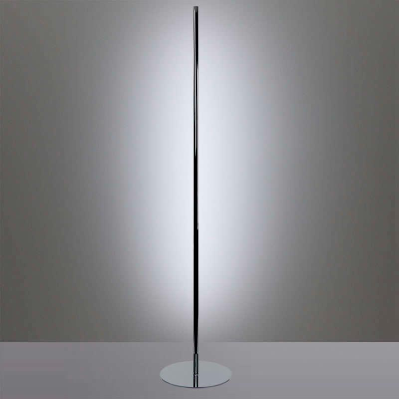 led floor lamp LUMO KVADRATA RGB, 45W
