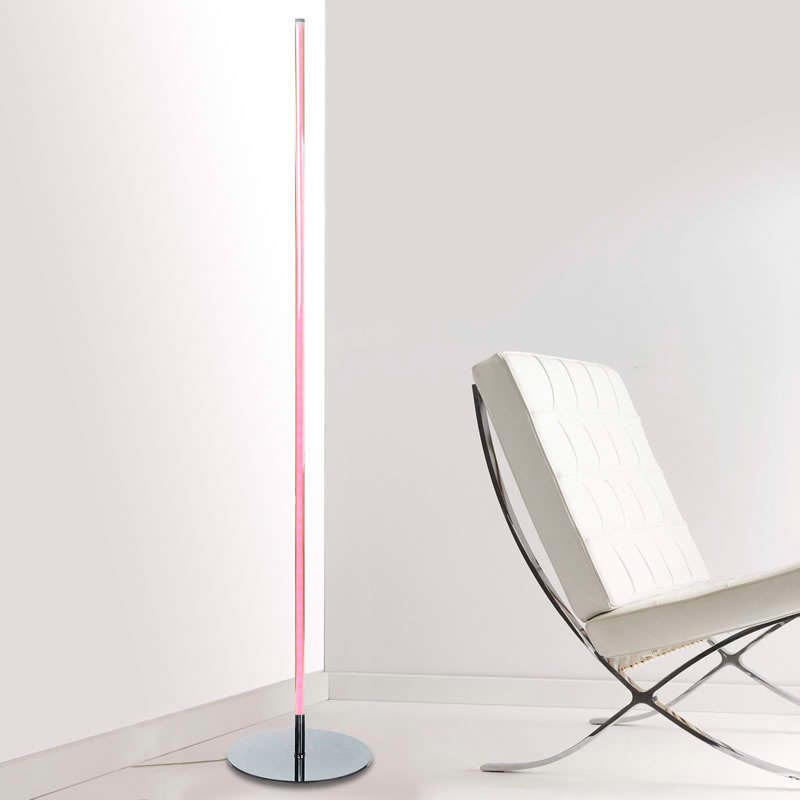 led floor lamp LUMO ROUND RGB, 20W