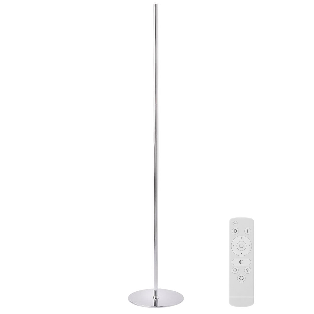 Lámpara de pie Led LUMO ROUND RGB, 20W