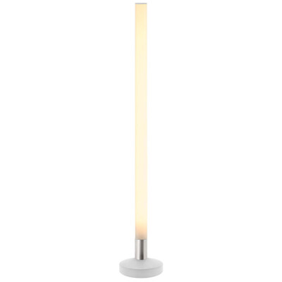 Lámpara de pie led BAROUND CCT, 60+60W, Blanco dual, Regulable