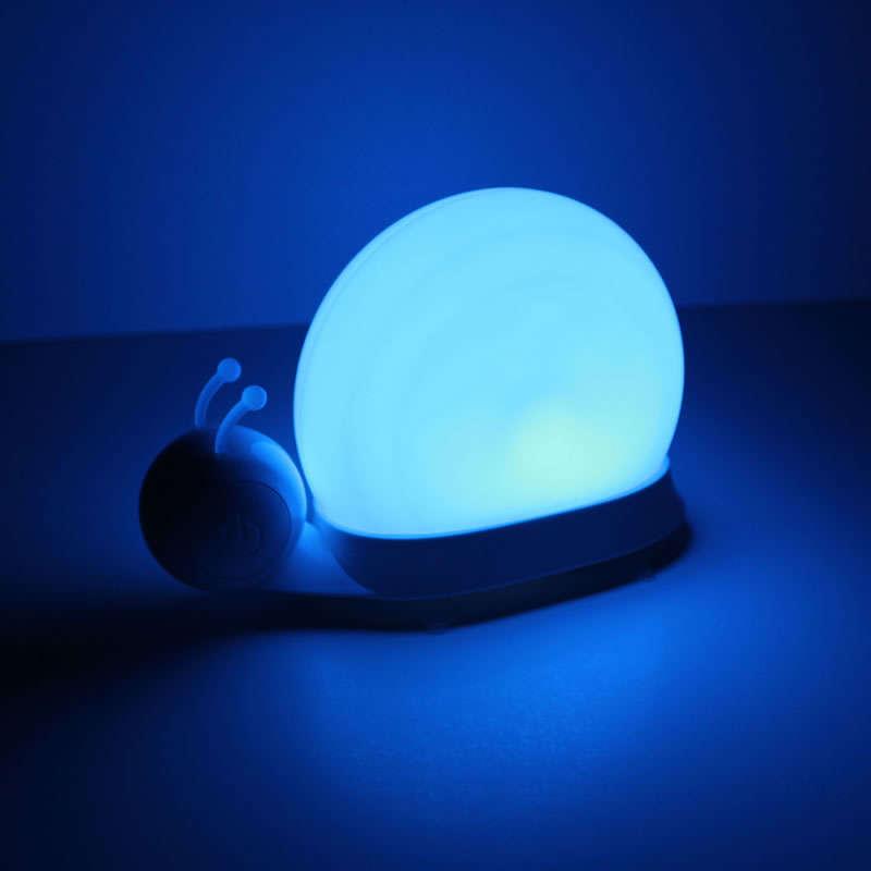 Snail Kids Led Lamp