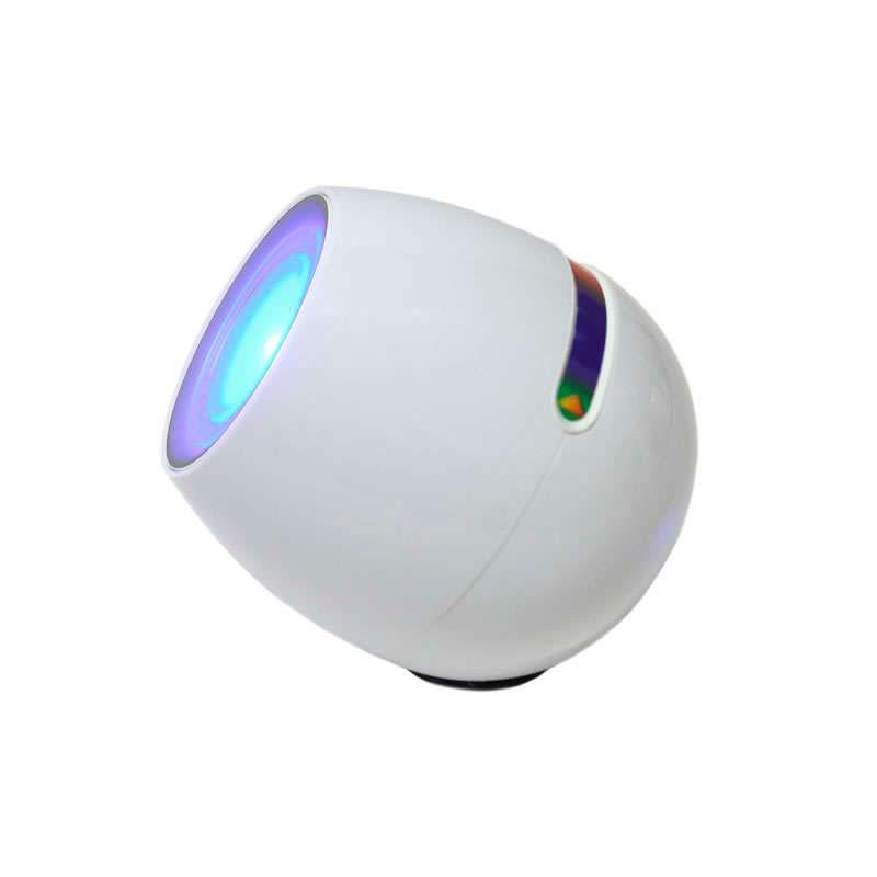 Mini Glossy White Led