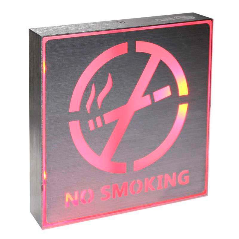 Signaled Prohibido Fumar, 20x20