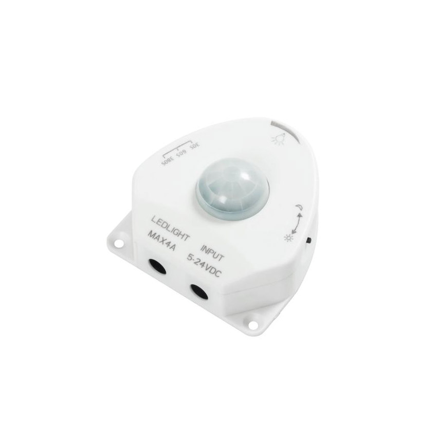 Sensor PIR multifunción programable DC5-24V