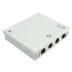 Fuente de alimentación DC12V/180W/15A BOX 9 puertos