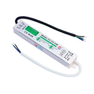 Fuente de alimentación IP67, DC12V/24W/2A