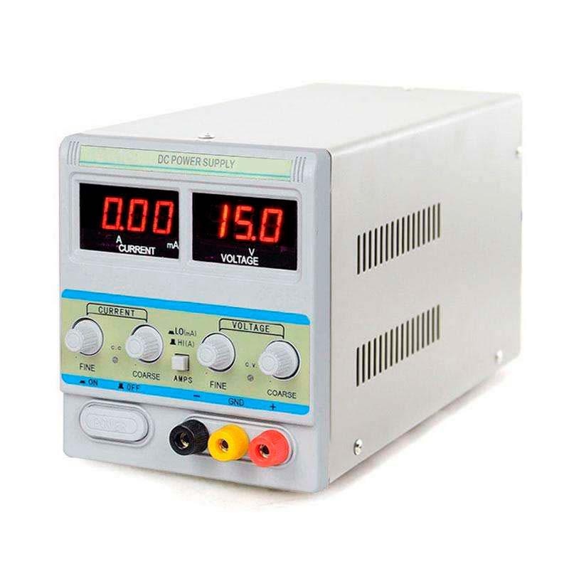 Fuente de alimentación DC30V/5A Regulable