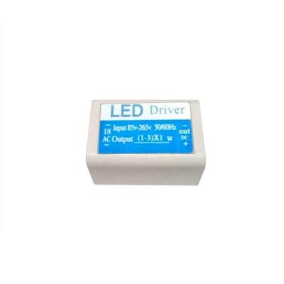 LED Driver DC3-11V/1-3x1W/300mA