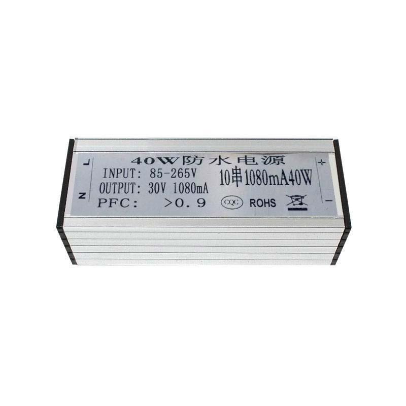 LED Driver DC30-38V/40W/1080mA