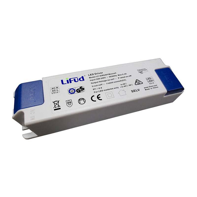 LED Driver TUV DC27-42V/40W/950mA, LIFUD