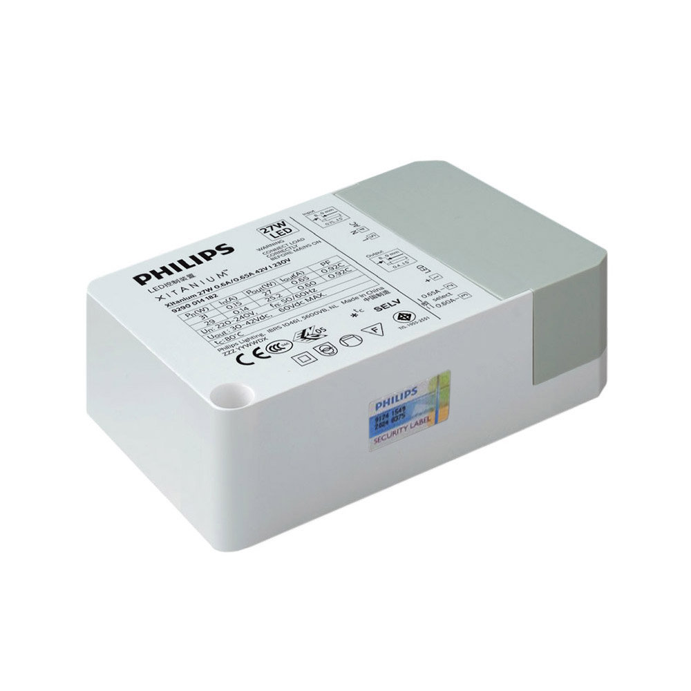 LED Driver Philips, DC30-42V/27W/650mA