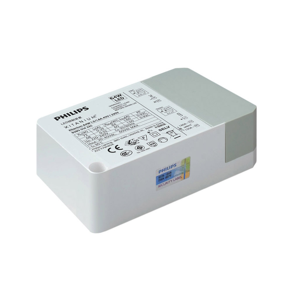 LED Driver Philips, DC30-40V/64W/1600mA