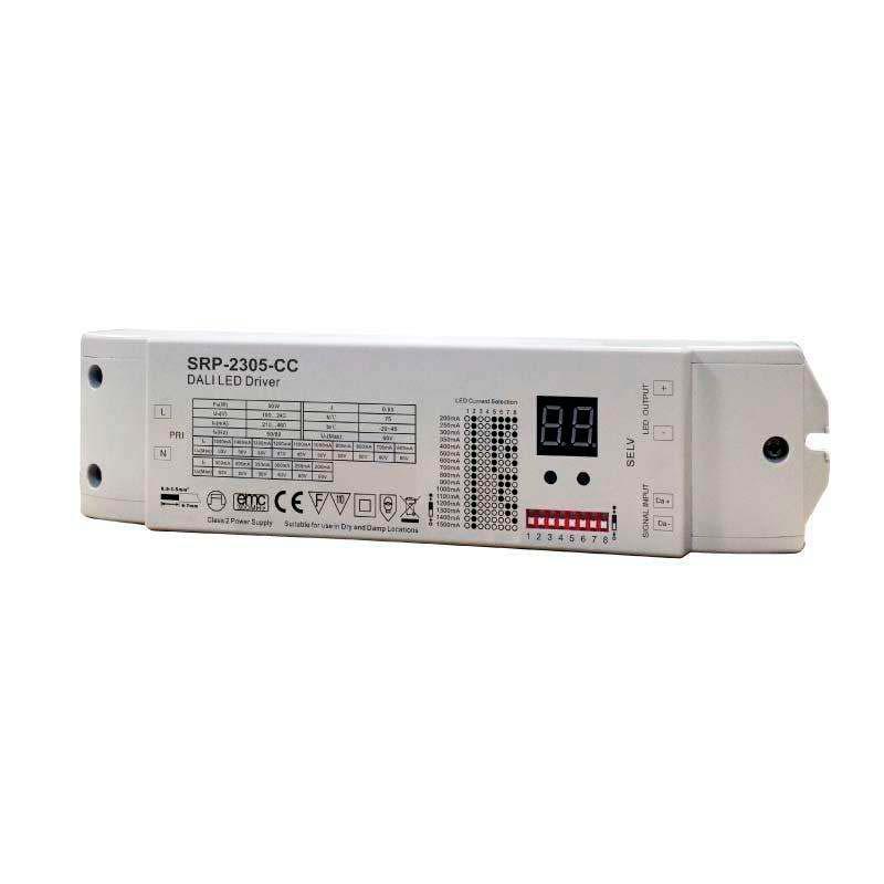 DALI Driver DC33-48V/200-1500mA, Ajustable