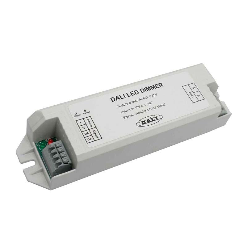 Converter DALI a 0-10V, 1Ch