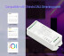 DALI Controlador 5 en 1 (MONO, CCT, RGB, RGBW, RGB+CCT)