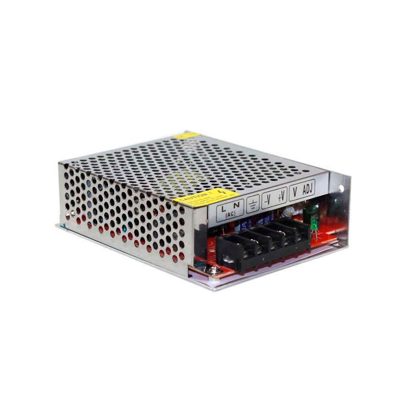 Source d'alimentation LED 12V/50W/4A, en intérieurs