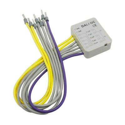 DALI Group Dimmer Module 4Ch, , Regulable