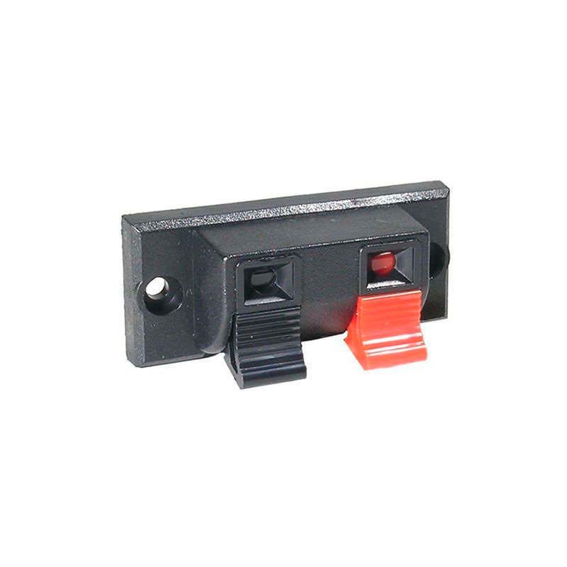 Conector rápido speaker, 2 hilos