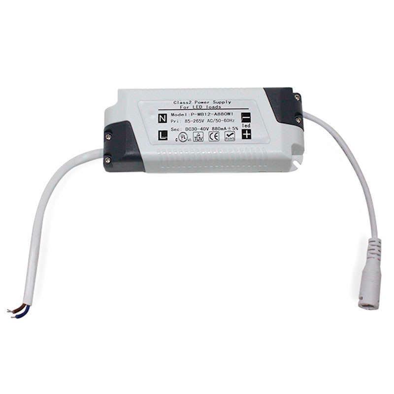 LED Driver TUV DC30-40V/40W/880mA