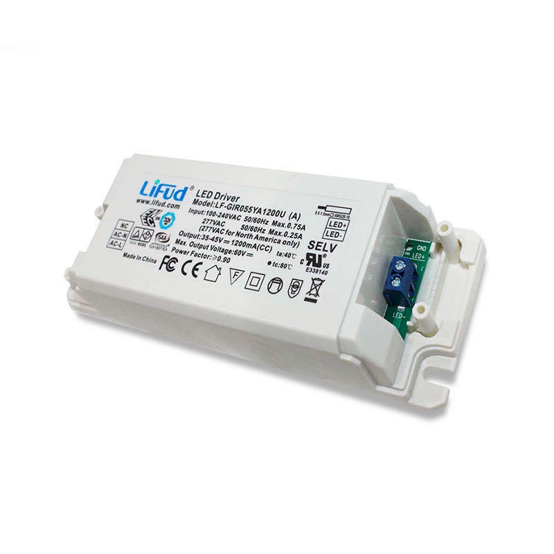 LED Driver LIFUD DC35-45V/50W/1200mA