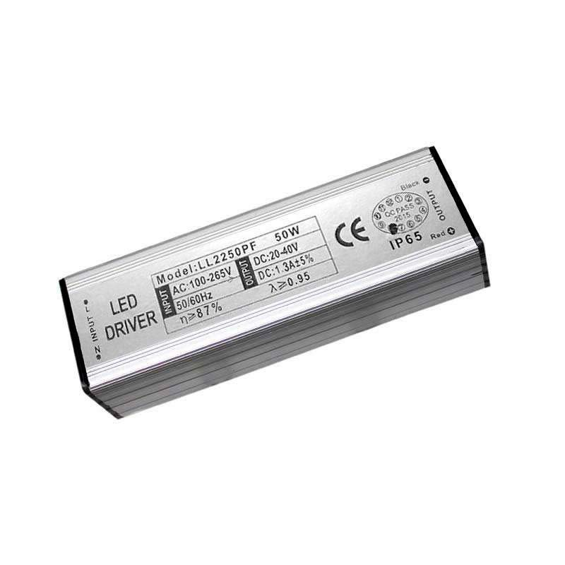 LED Driver DC20-40V/50W/1300mA